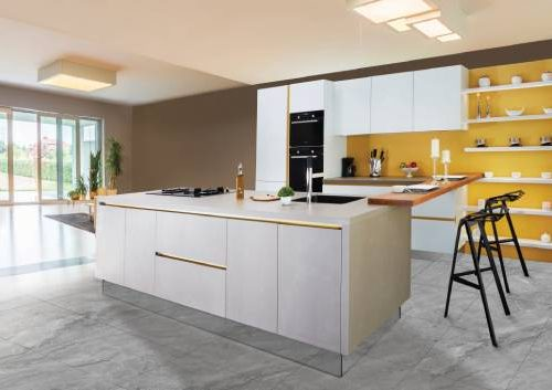 Contemporary Kitchens In Derry